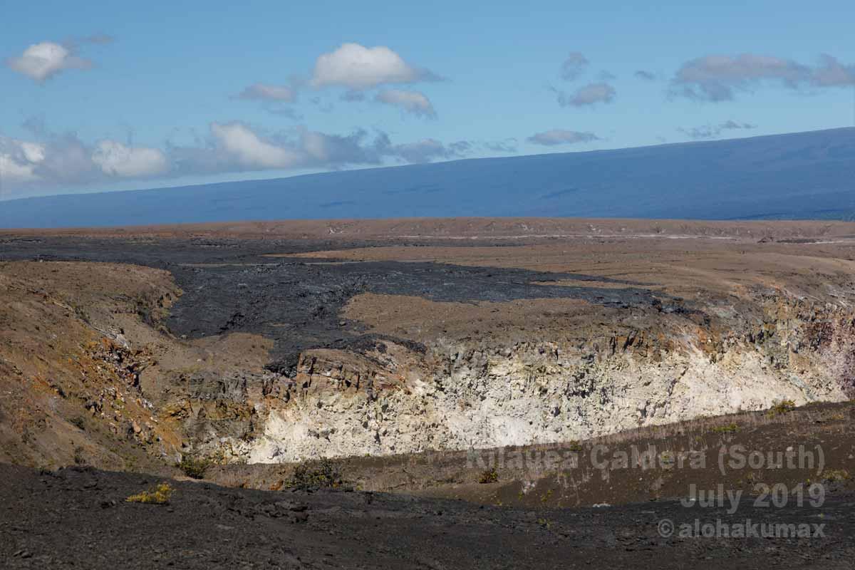 September 1982 Lava Flow(2019年7月)
