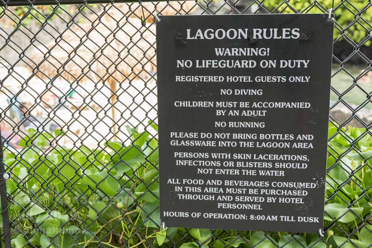 ラグーンのルール