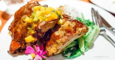 フィッシュ・ホッパー・シーフード&ステーキ »  肉も魚も旨いよ! / カイルア・コナ ハワイ島
