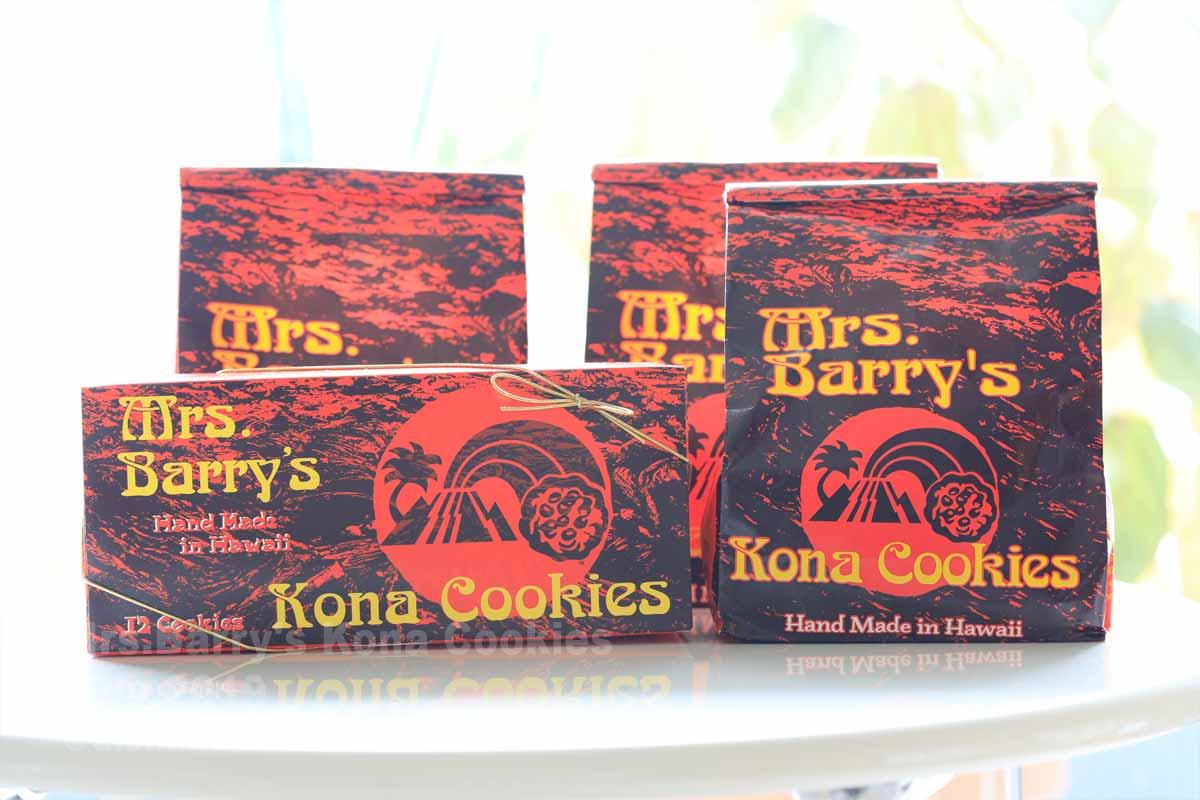 ミセス・バリーズ・コナ・クッキーズ
