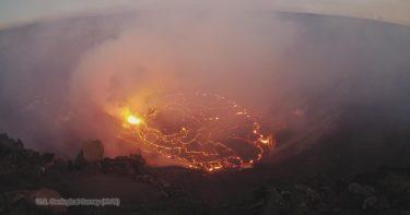 ハレマウマウ火口 » 2020年12月 再噴火!見やすいスポットの紹介 / キラウエア火山 ハワイ島